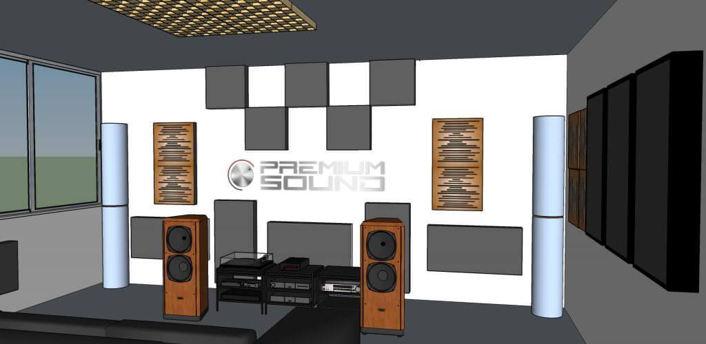 Pomiary akustyczne pomieszczenia - projekty akustyczne 2