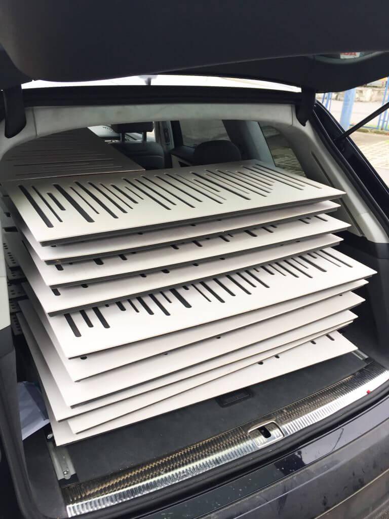 produkcja paneli akustycznych