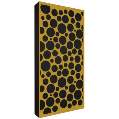 AbFuser Dots WOOD 100x50 10 CM
