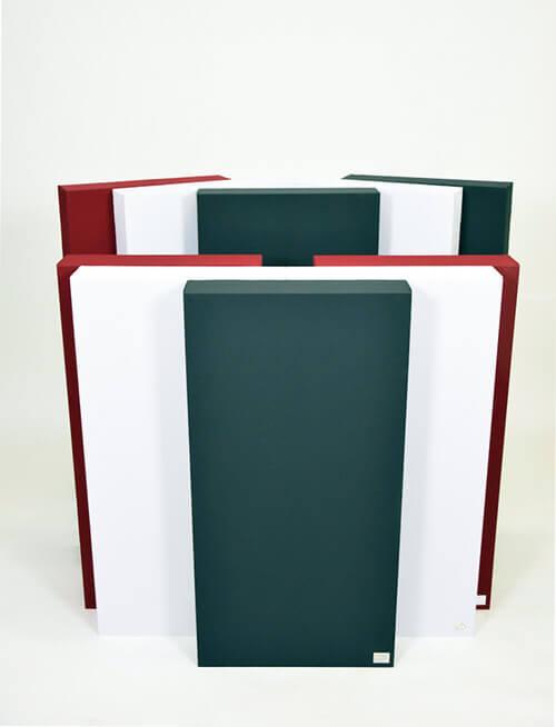 Absorbery akustyczne basowe - absorbery szerokopasmowe