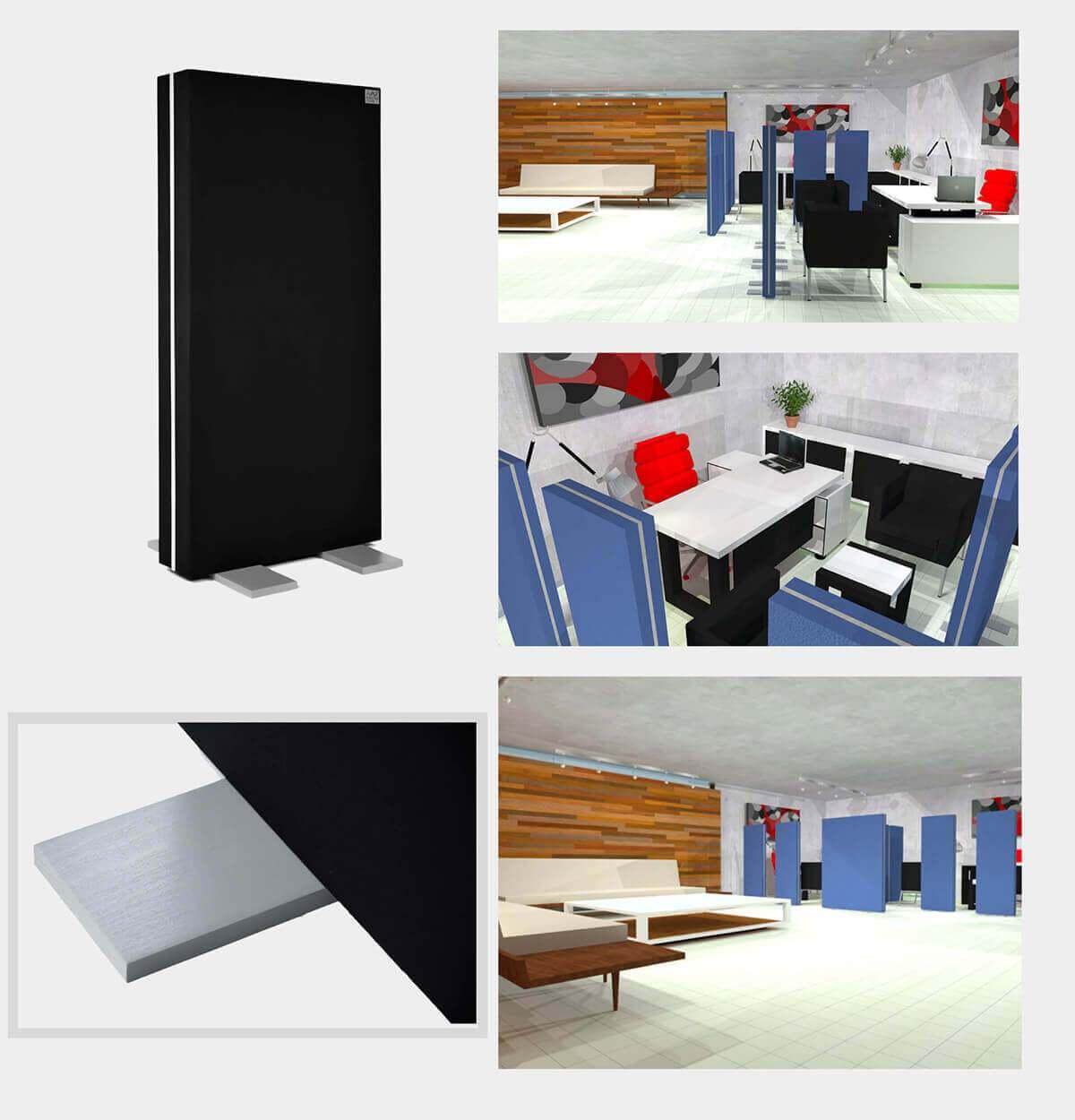 Adaptacja akustyczna pomieszczeń biurowych