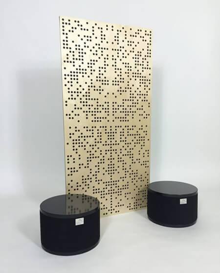 Płyty akustyczne na ściany - płyty akustyczne ścienne